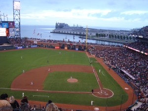 SF Giant's Stadium