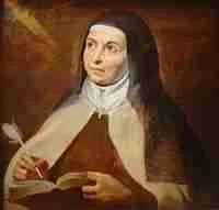 St. Teresa of Avila. (Photo Credit: Wikipedia).