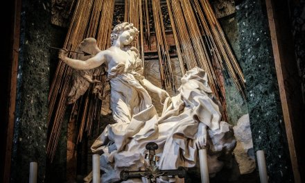 Ecstasy in Stone: Viewing Bernini through a Contemplative Lens