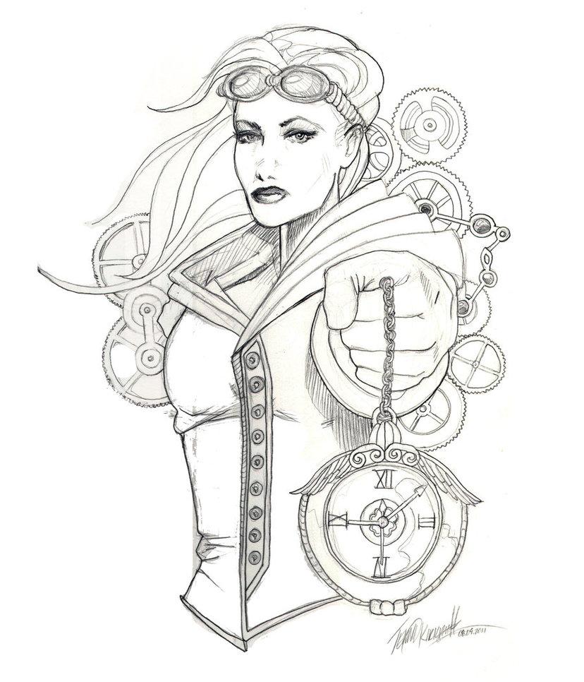 {comics} womanthology: team bonnie