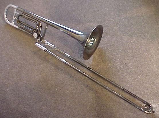 Re Lacquer Trombone
