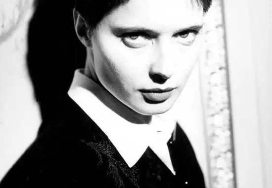 Isabella_Rossellini « OEil pour OEil » Thierry Rajic