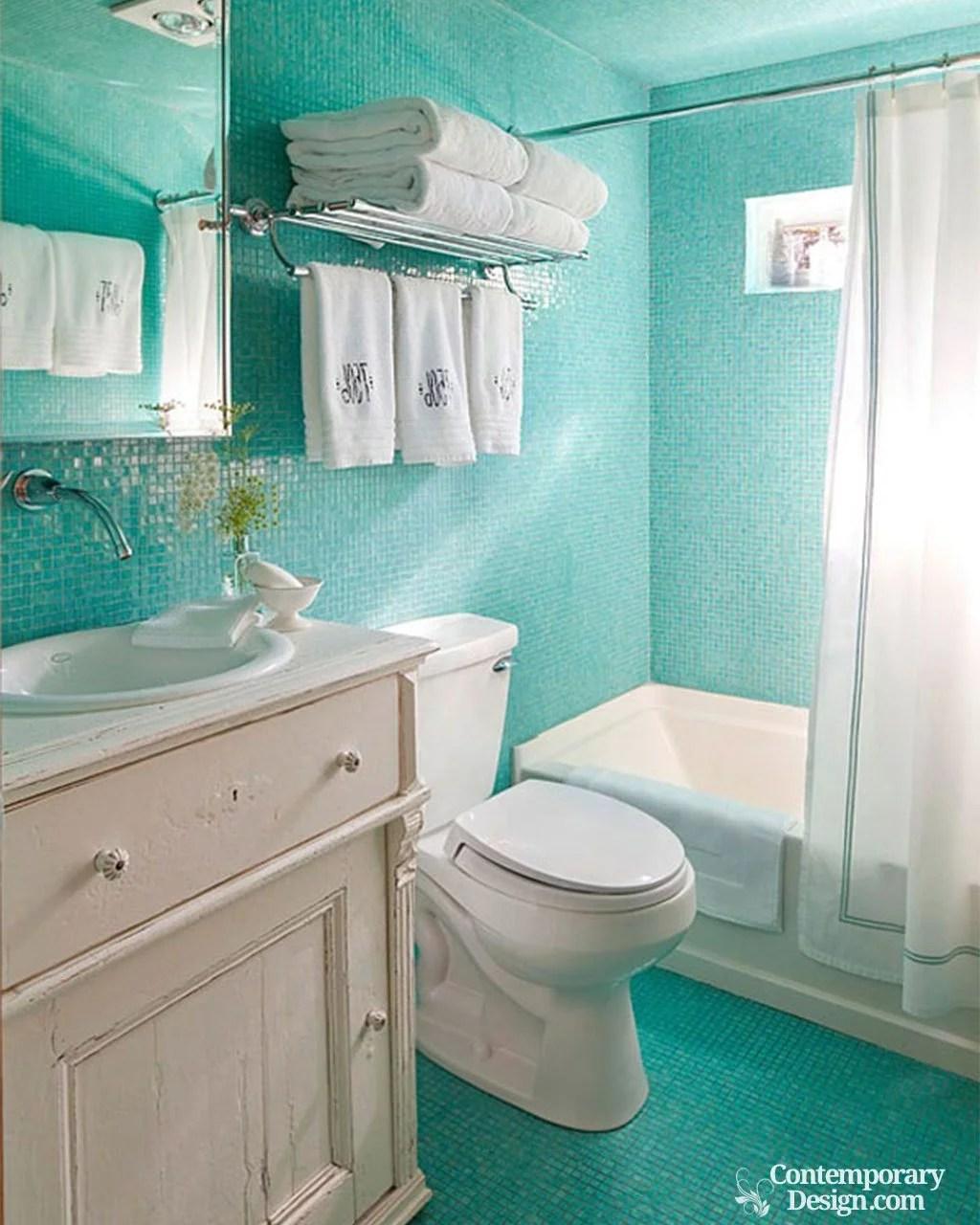 Simple bathroom designs for small spaces - Contemporary-design
