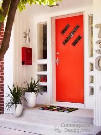 Modern main door design