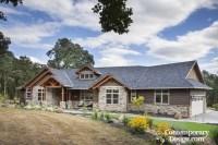 Rambler style house