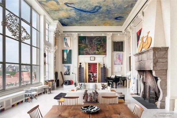 New York Loft Apartment