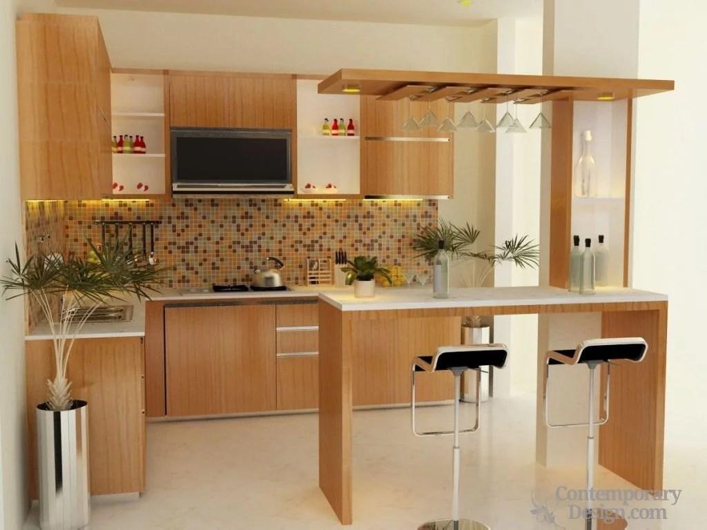 Modern bar counter designs for home