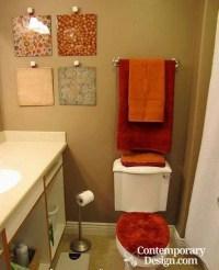 Bathroom wall art ideas