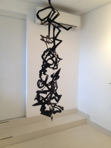 19th Biennale GPS, sculpture, 2014. Janine Bailey