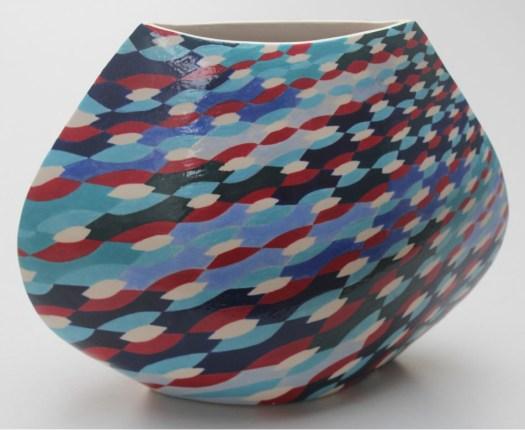 ceramics art gallery cake