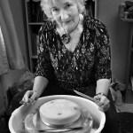 artist ceramics cake