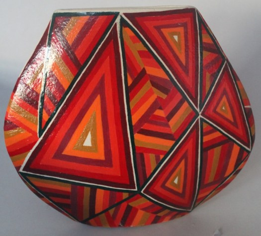 Ceramics Artwork cake