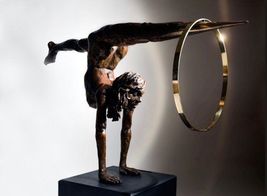 Sculpture Bronze artist