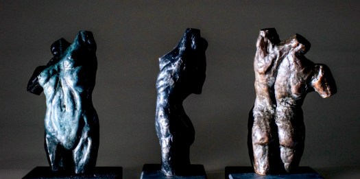 bronze sculpture artworks