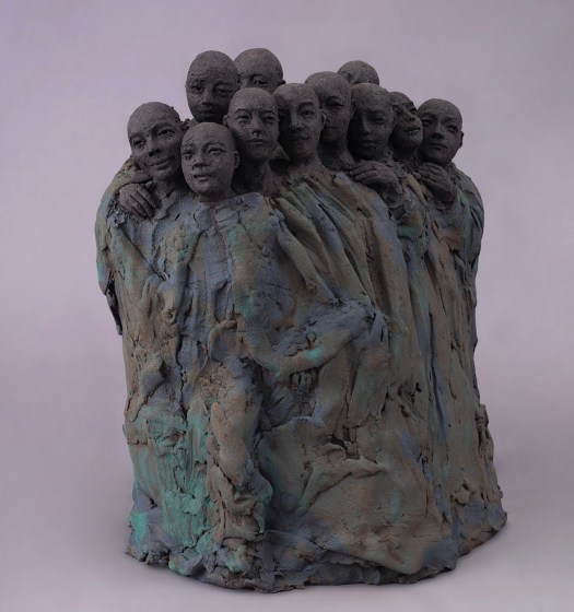 Sculpture by Corinne Chauvet