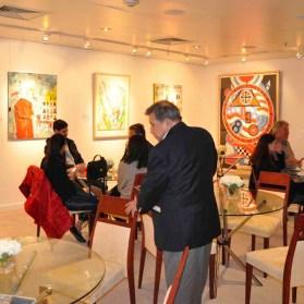 Miami International Art Fair 2014. Seafair Society Members Preview_-16