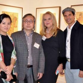 Miami International Art Fair 2014. Seafair Society Members Preview_-28