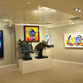 Miami International Art Fair 2014. Seafair Society Members Preview_-6