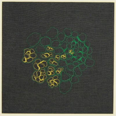 Embroidery Drawing #11