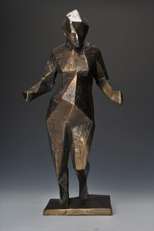 Gaja. Bronze.Sculpture