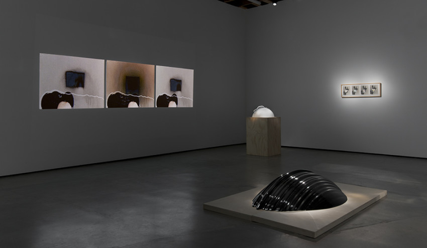 Pat O'Neill (Installation View) (2015). Image courtesy of Cherry and Martin, Los Angeles. Photo: Brian Forrest.