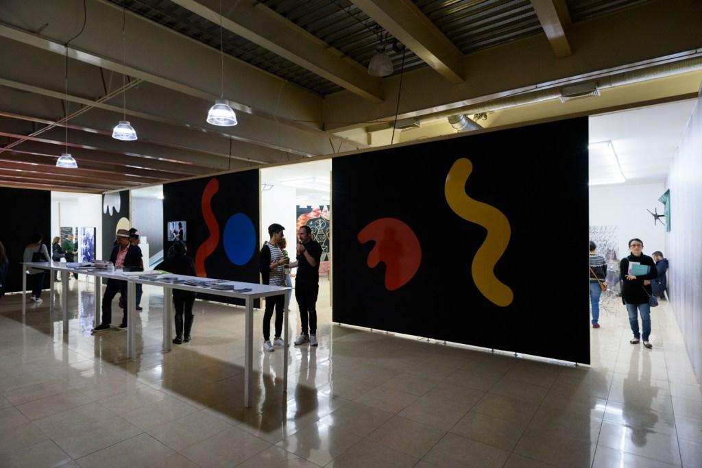 Material Art Fair 2016, Mexico City. Image courtesy of Material Art Fair. Photo: PJ Rountree.