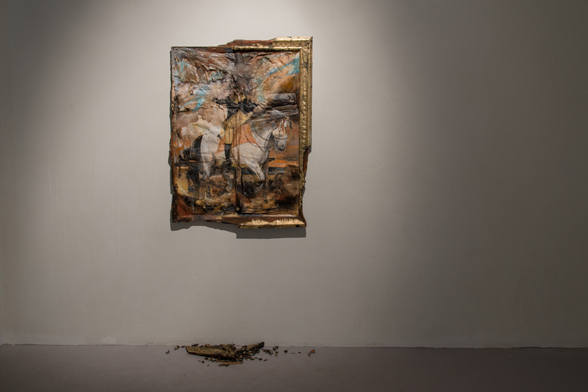 The Ecstasy of Mary Shelley at LACE (installation view). Image courtesy of Los Angeles Contemporary Exhibitions.