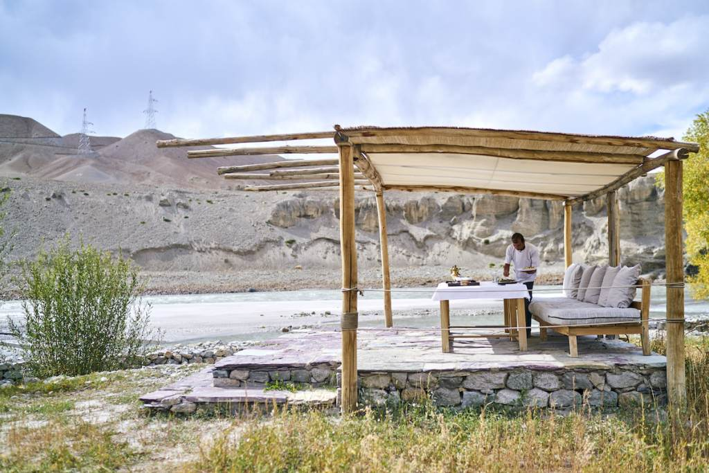Ladakh Tour accomodation