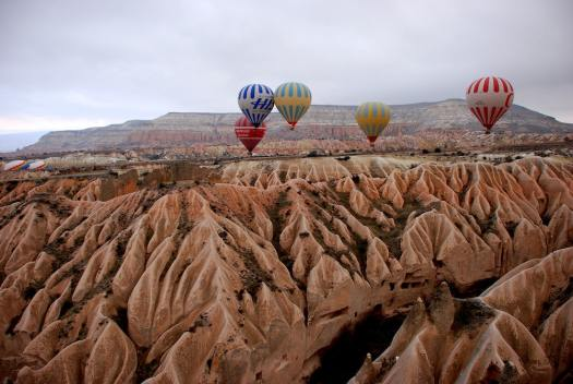 The most beautiful places in the world Cappadocia