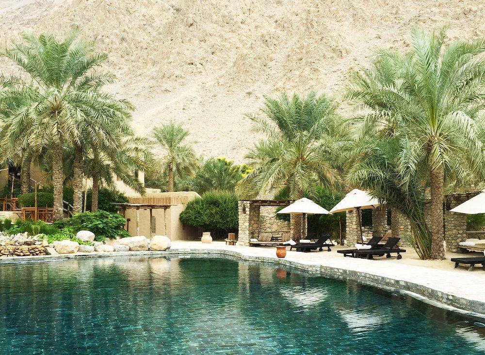 socially responsible hotels Oman