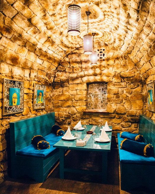 Things to do in baku restaurants