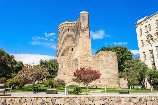 things to do in Baku Maiden Tower