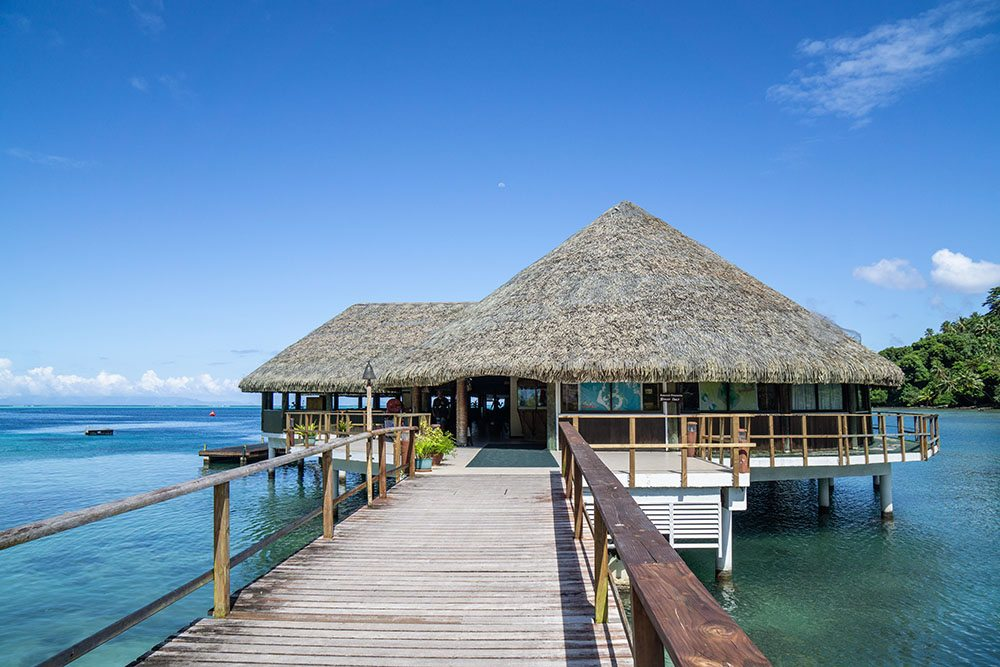 Where to stay in Tahiti
