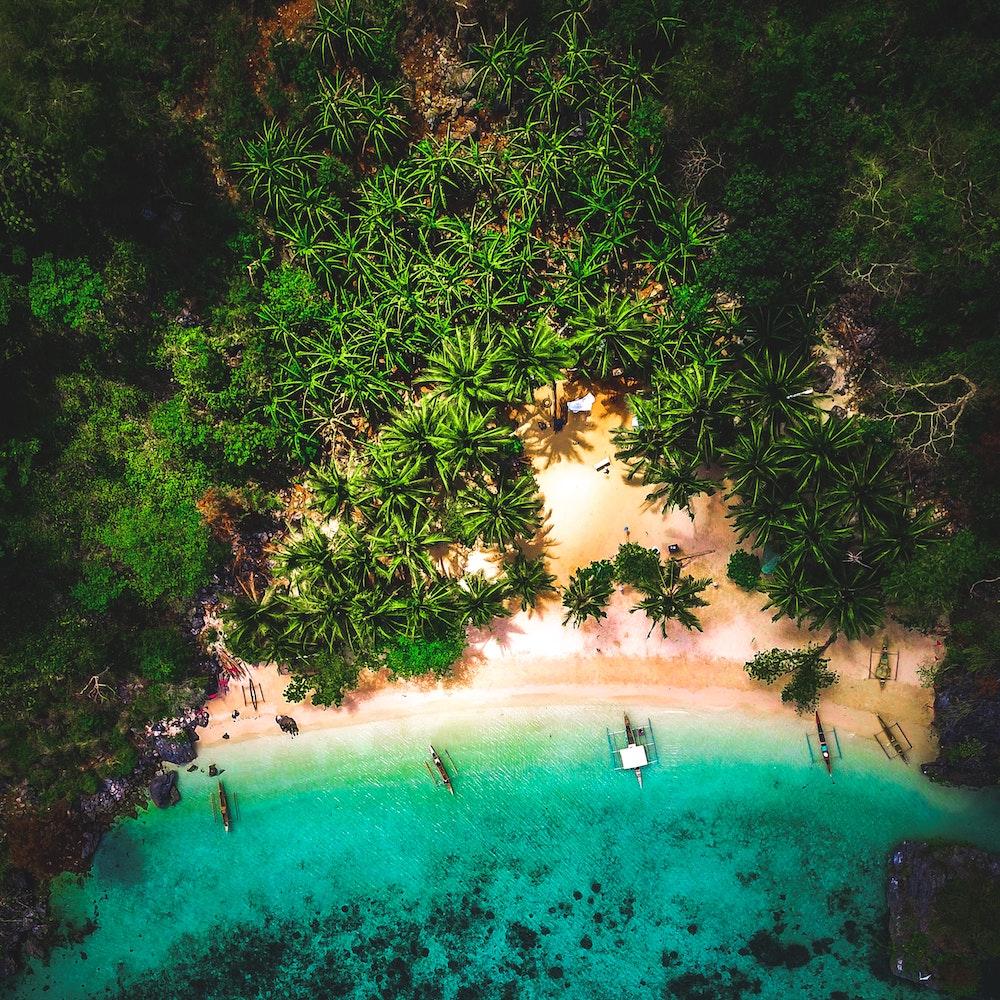 the Philippines best beach