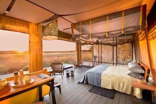 5 of Africa's best luxury lodges, across Rwanda, Zambia, Tanzania, and beyond.