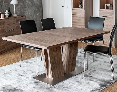 SM37/39 Dining Table | Skovby