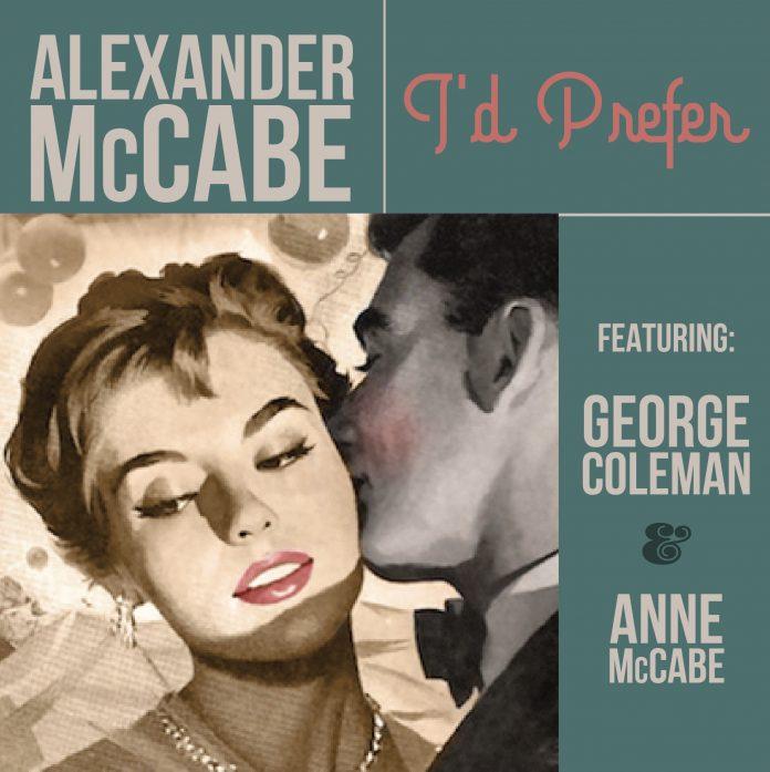 Spectacular swinging jazz Alexander Mccabe