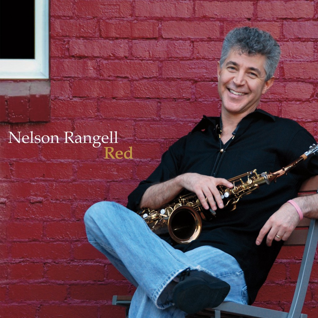 Cover to the 2015 Red recording from Nelson Rangell