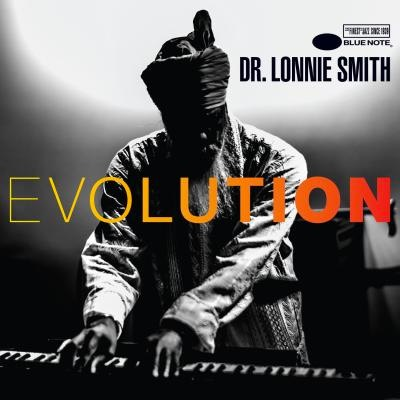 album cover of Evolution from Dr. Lonnie Smith