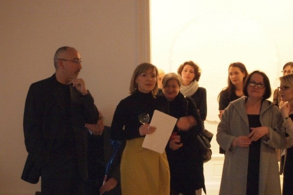 "Teresa Murak, exhibition view ""To whom are you going"", courtesy Dr. Osman Djajadisastra"
