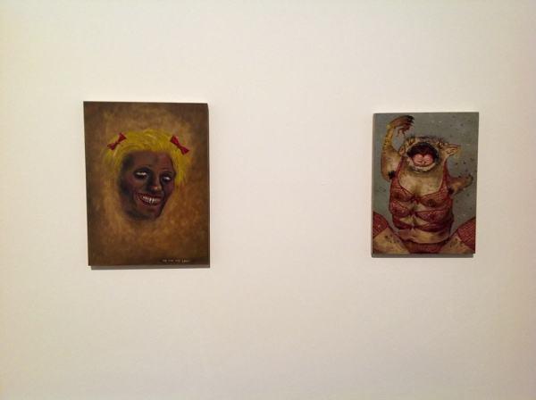 Jakub Julian Ziółkowski's artwork at Il Palazzo Enciclopedico, Arsenale, Venice Biennale 2013, photo Lynx