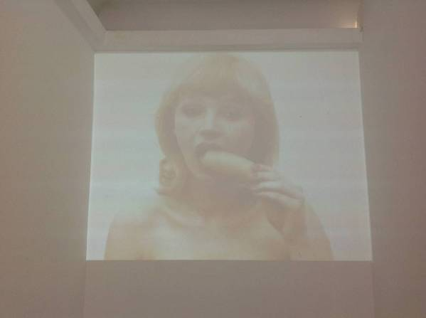 "Natalia LL, from the series Consumer Art, Natalia LL ""The Grammar of The Body"", UPP Gallery in Venice, photo Lynx"