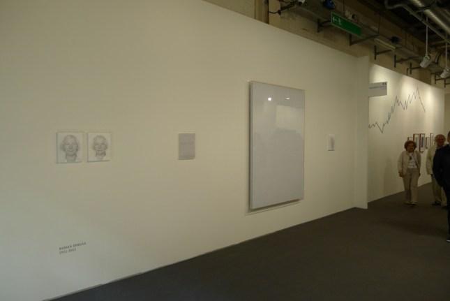 Roman Opałka, Starmach Gallery, Hall 2.0 / C1, photo Andrzej Szczepaniak for Contemporary Lynx