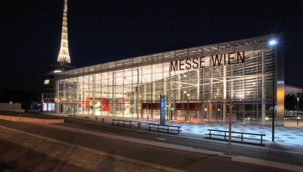 Messe Wien Eingang A Copyright: Reed Messe Wien | G. Szuklits