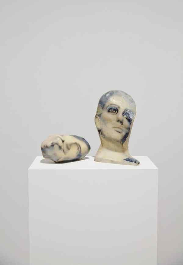 "ALINA SZAPOCZNIKOW ""Art of Memory"" at Bonniers Konsthall in Stockholm, exhibition view, photo Per Kristiansen/Bonniers Konsthall"