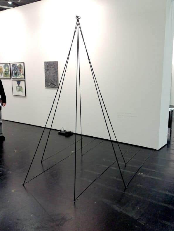 Wojciech Bąkowski, Stereo Gallery, booth D9, photo Contemporary Lynx