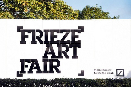 Frieze Art Fair 2013, Regent's Park, London. Photo by Linda Nylind, All rights reserved by Frieze London
