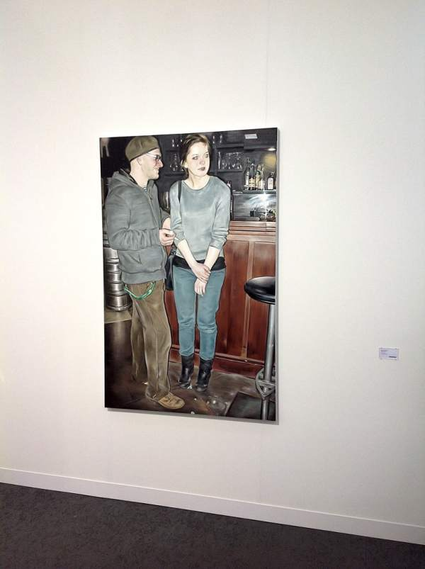 Marcin Maciejowski, Wilkinson Gallery, Stand C2, photo Contemporary Lynx