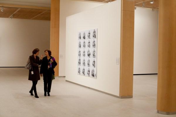 Grażyna Kulczyk Collection. Everybody Is Nobody for Somebody, Santander Art Gallery in Madrid, photo Bartek Buśko