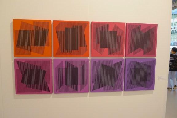 Julian Stanczak, Mitchell-Innes & Nash Gallery, photo Andrzej Szczepaniak for Contemporary Lynx